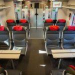 Бизнес-класс поезда